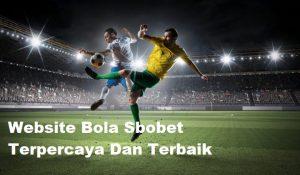 Website Bola Sbobet Terpercaya Dan Terbaik