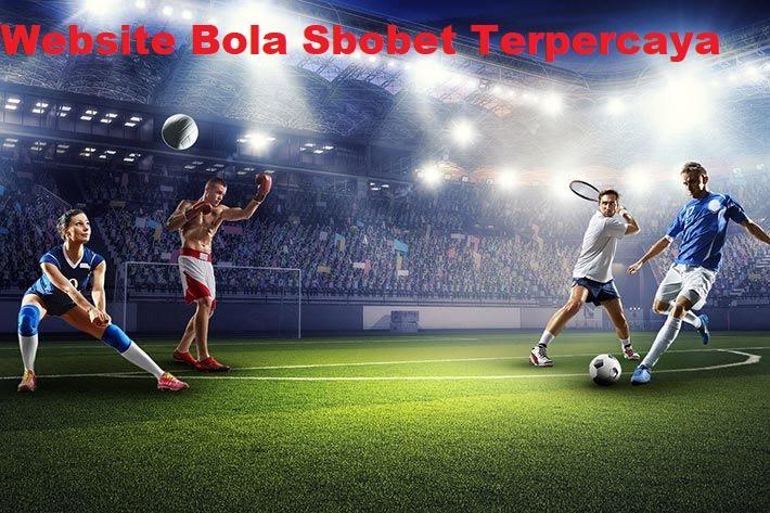 Website Bola Sbobet Terpercaya